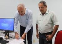 Acordo de Cooperação Técnica entre MP e Câmara de Vereadores é assinado