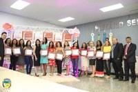 Prêmio Mulher Cidadã teve sua quinta edição em Cacoal